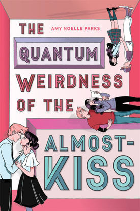 Picture of The Quantum Weirdness of the Almost-Kiss