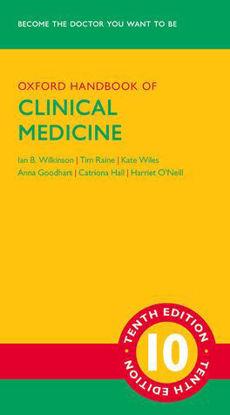 图片 Oxford Handbook of Clinical Medicine (10th Edition)