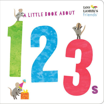 Picture of A Little Book About 123s (Leo Lionni's Friends)