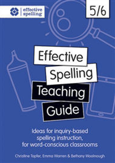 Picture of Effective Spelling Teaching Guide 5/6