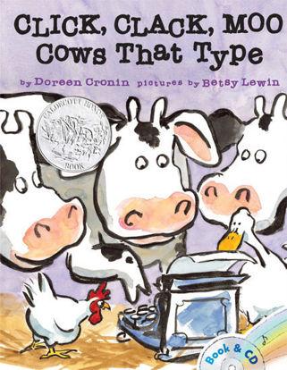 图片 Click, Clack, Moo: Cows That Type