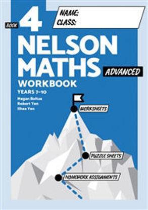 图片 Nelson Maths Workbook 4 Advanced