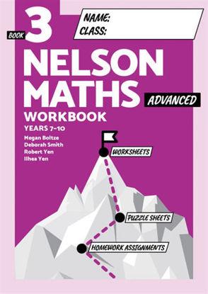 图片 Nelson Maths Workbook 3 Advanced