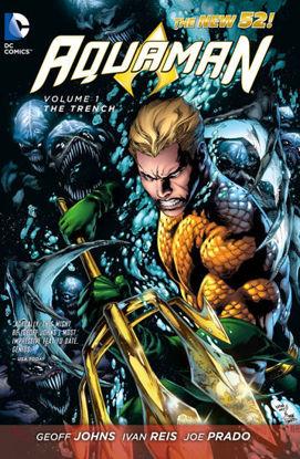 图片 Aquaman Vol. 1 The Trench (The New 52)