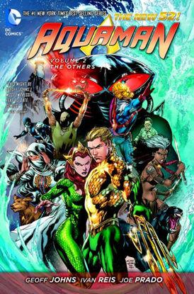图片 Aquaman Vol. 2 The Others (The New 52)