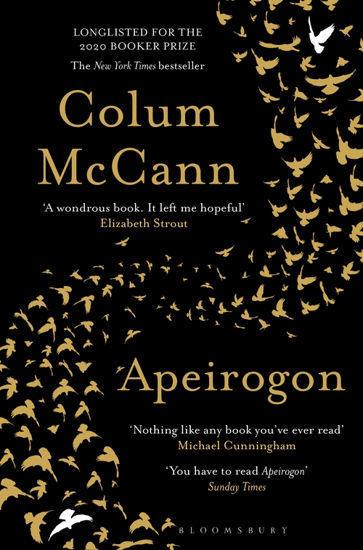 图片 Apeirogon: The New York Times bestseller
