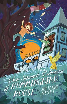 图片 The Secret Library of Hummingbird House