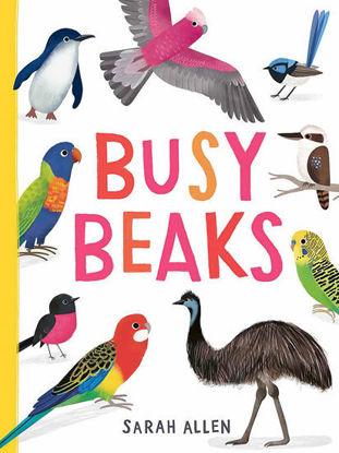 图片 Busy Beaks