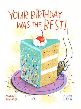 图片 Your Birthday Was the BEST!