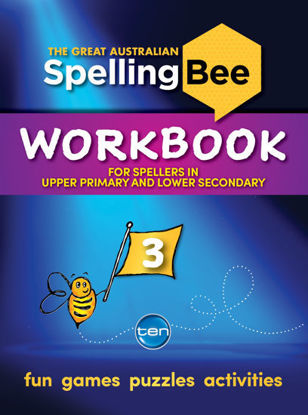 图片 The Great Australian Spelling Bee: Workbook 3