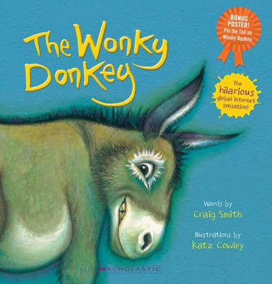 图片 The Wonky Donkey Pin the Tail on the Wonky Donkey