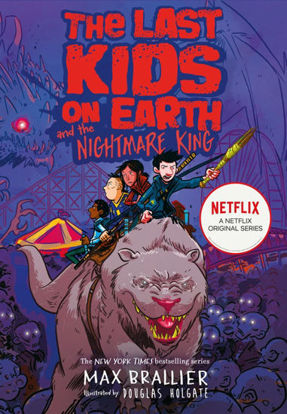 图片 The Last Kids on Earth and the Nightmare King