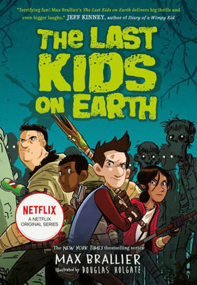 图片 The Last Kids on Earth