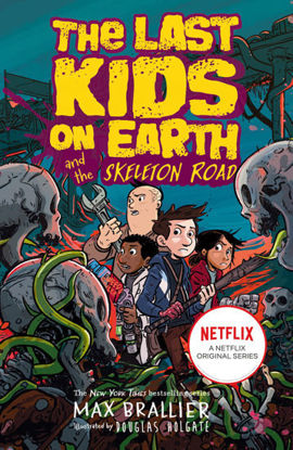 图片 The Last Kids on Earth and the Skeleton Road