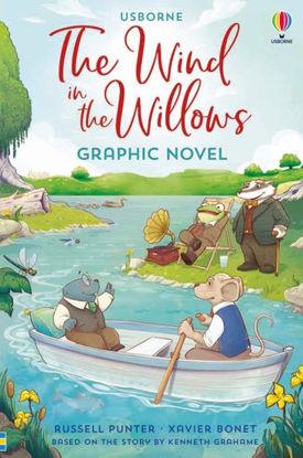 图片 The Wind in the Willows Graphic Novel