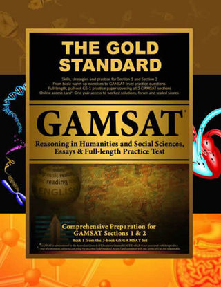图片 Gold Standard GAMSAT Reasoning in Humanities and Social Sciences, Essays