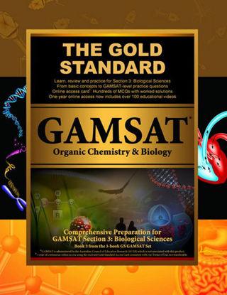 图片 Gold Standard GAMSAT Organic Chemistry & Biology GAMSAT Biological Sciences: Learn, Review, Practice