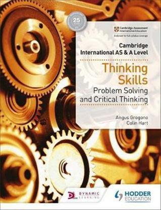 图片 Cambridge International AS & A Level Thinking Skills - Problem Solving and Critical Thinking