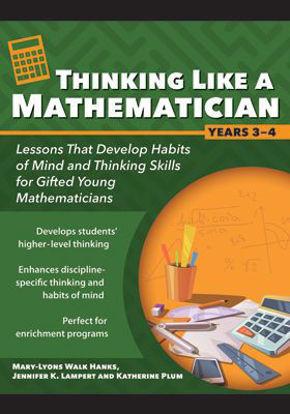 图片 Thinking Like a Mathematician