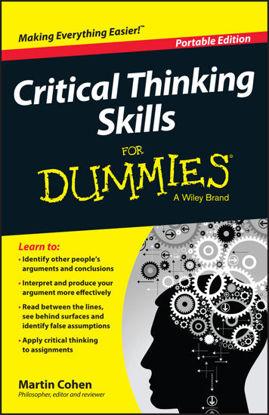 图片 Critical Thinking Skills For Dummies