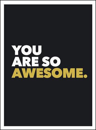 图片 You Are So Awesome