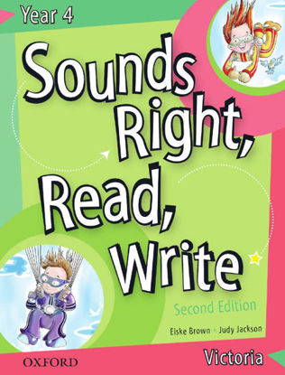 图片 Sounds Right, Read, Write Victoria Book 4
