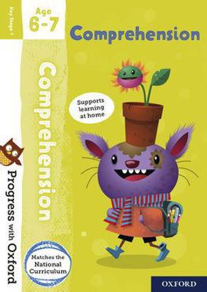 图片 Progress with Oxford: Comprehension Age 6-7