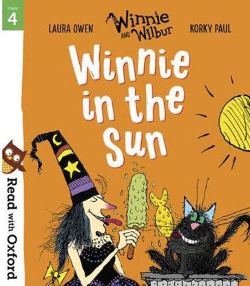 图片 Read with Oxford: Stage 4. Winnie and Wilbur: Winnie in the Sun