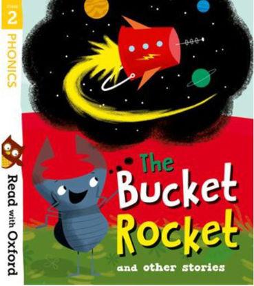 图片 Read with Oxford: Stage 2. The Bucket Rocket and Other Stories