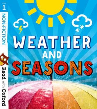 图片 Read with Oxford: Stage 1. Non-fiction: Weather and Seasons