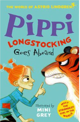 图片 Pippi Longstocking Goes Aboard (World of Astrid Lindgren)