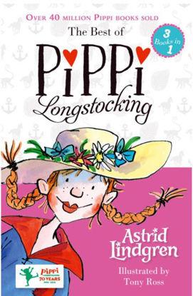 图片 The Best of Pippi Longstocking (3 books in 1)