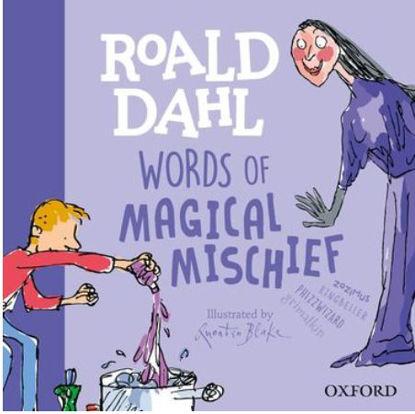 图片 Roald Dahl Words of Magical Mischief