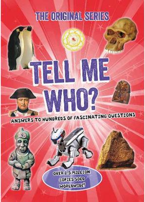 图片 Tell Me Who?