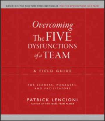 图片 The Five Dysfunctions of a Team