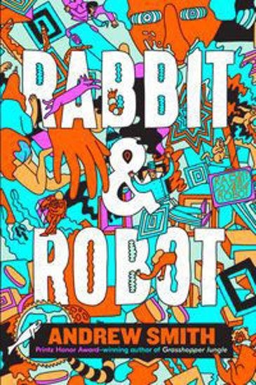 图片 Rabbit and Robot