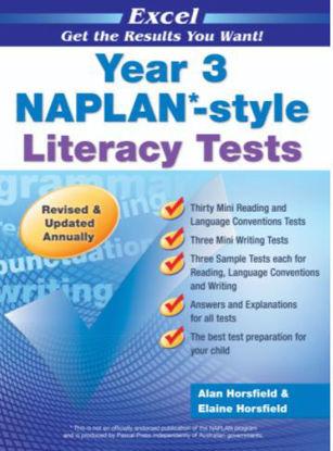 图片 Excel NAPLAN*-style Literacy Tests Year 3