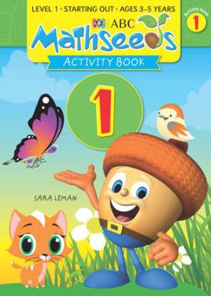 图片 ABC Mathseeds Activity Book 1 Level 1 Ages 3-5