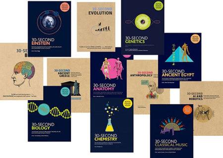 分类图片 30-Second Science Series