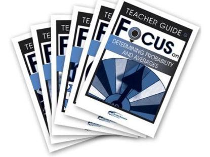 图片 Focus on Maths Level E Teachers Books Set of 6