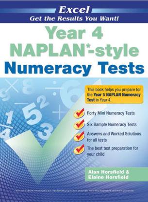 图片 Excel NAPLAN*-style Numeracy Tests Year 4