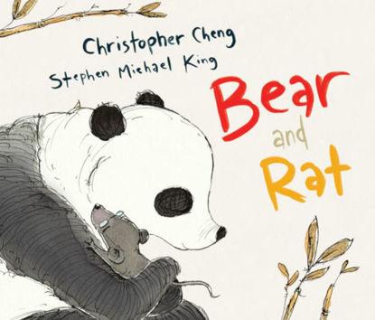 图片 Bear and Rat