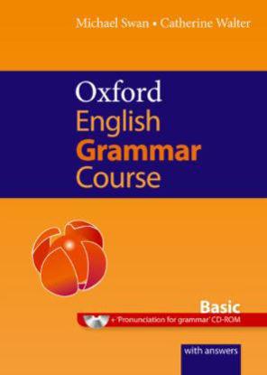 图片 Oxford English Grammar Course Basic with Answers Step by step to grammar success