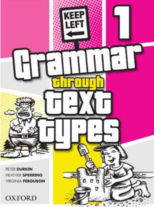 图片 Grammar Through Text Types 1