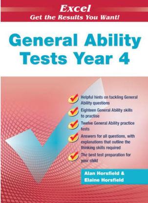 图片 Excel General Ability Tests Year 4