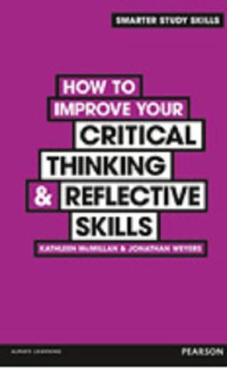 图片 How to Improve your Critical Thinking & Reflective Skills