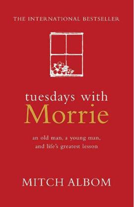 图片 Tuesdays with Morrie The international bestseller