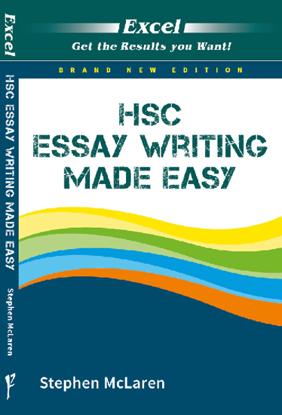 图片 HSC Essay Writing Made Easy