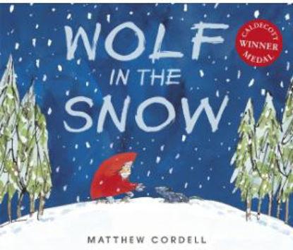 图片 Wolf in the Snow