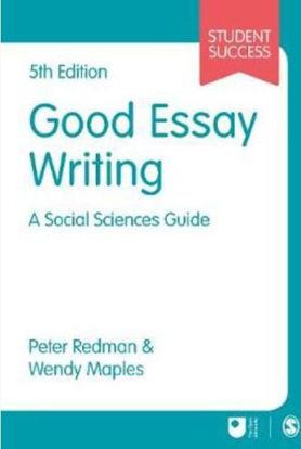 图片 Good Essay Writing A Social Sciences Guide